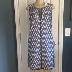 NWT J. Crew sleeveless dress sz 4
